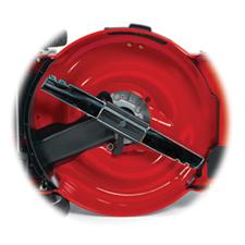 Carcasa de corte de acero del cortacésped de gasolina TORO 550 C REC Multicycler
