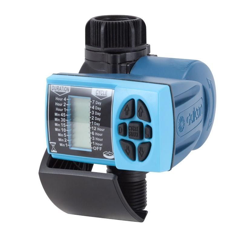 Irrigation controller-tap, Galcon 11000EZ digital battery