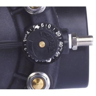 Pressure regulator for solenoid valves electric TORO Series P150 and P220