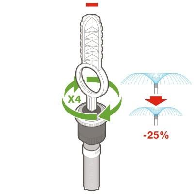 Chave de ajuste para bico MP Rotator