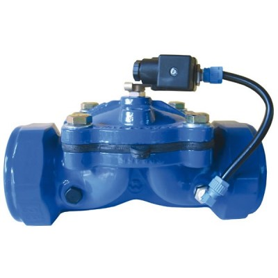 Solenoid valve Metal RAF for sports fields