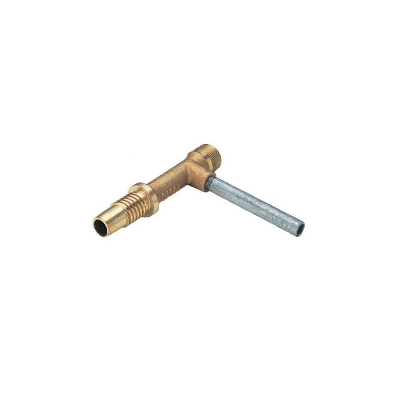 La clé de la bouche de l'irrigation en laiton raccord rapide TORO série 470
