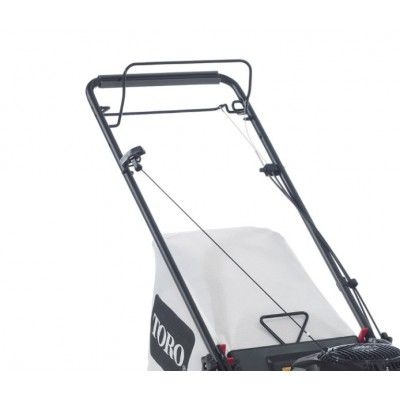 TORO 550 C REC SMART STOW Recycler - Mower and a gasoline - emptying System easy