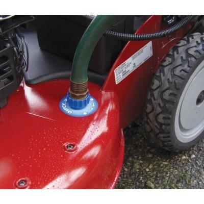 TORO 550 C REC SMART RANGER Recycleur - Tondeuse essence de Connexion pour le lavage