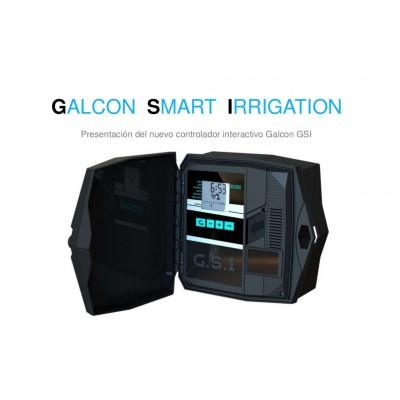 Programador Galcon GSI de 8 estações com modem GPRS interno