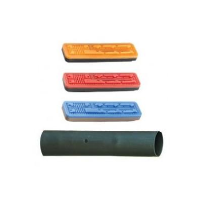 Tubulação antiraices com conta-gotas integrado de comprimido