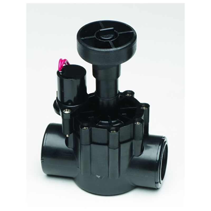"Válvula de 1"" con regulador de caudal de TORO"
