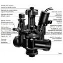 "Kit de Canyon irrigation KOMET 101 + Vanne P220 3"""