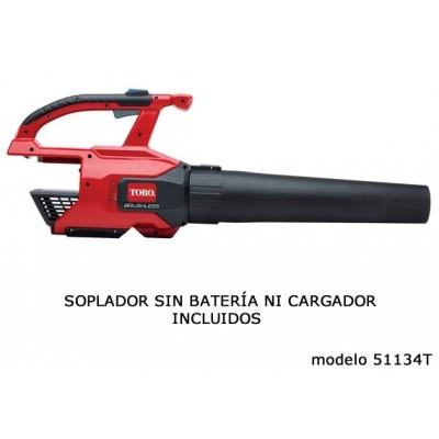 TOURO 40 V Soprador a bateria sem escovas