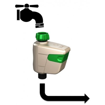 Programmer watering to faucet the BLUETOOTH BL-NR Solem