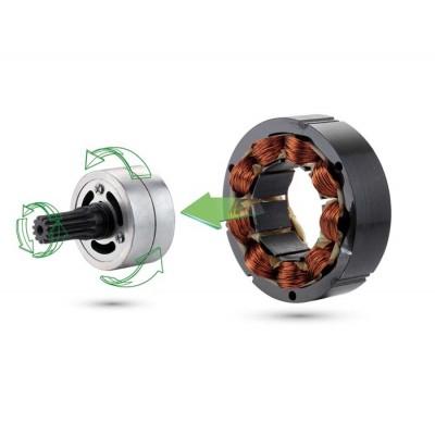 Aparador Semi Pro TOURO de 40V a bateria, 36cm