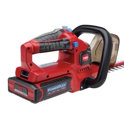 Hedge trimmer TORO 40V battery Powerplex