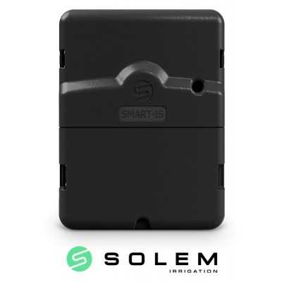 Programmer watering WiFi and Bluetooth Smart-Is Solem