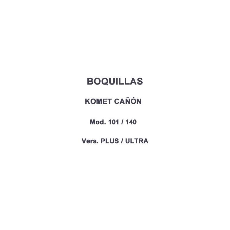 Buse baril d'irrigation Komet 101 - 140
