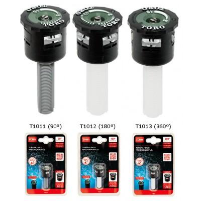 Nozzles TORO Precision H2FLO variable radius