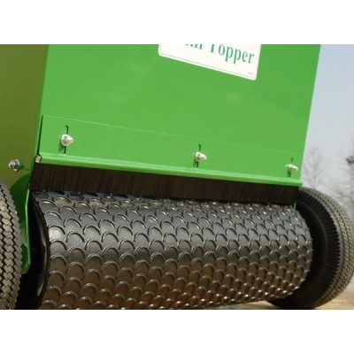 Roller spreader sand for Bannerman Mini-Tooper Topdresser (sand blasters) manual