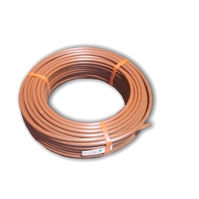 Tubo de gotejamento integrado autocompensante de diâmetro 16mm