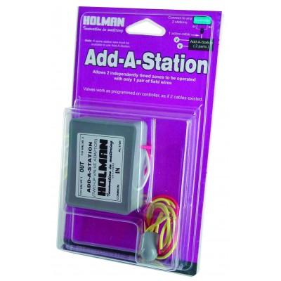 Add Station