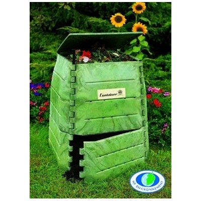 CONTAINER KOMP 320 - COMPOSTER 335 Lt.