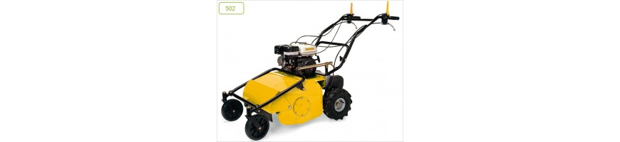 Trimmers professional for the parks, gardens and lawns.