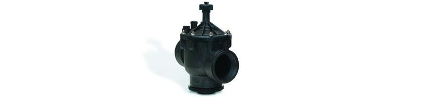 Válvulas para irrigação desportivo