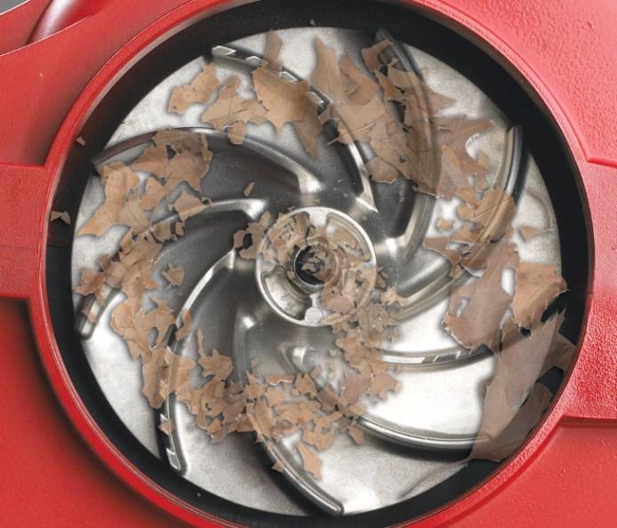 Impulsor metálico del ULTRA soplador / aspirador de TORO