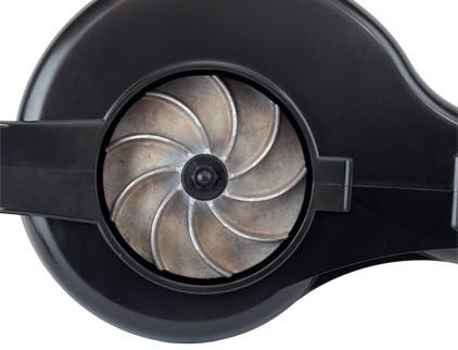 Impulsor metálico del ULTRA-Plus soplador / aspirador de TORO
