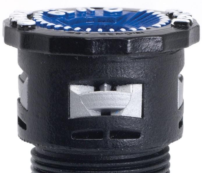 Tecnología patentada H2O Chip de la boquilla TORO Precision