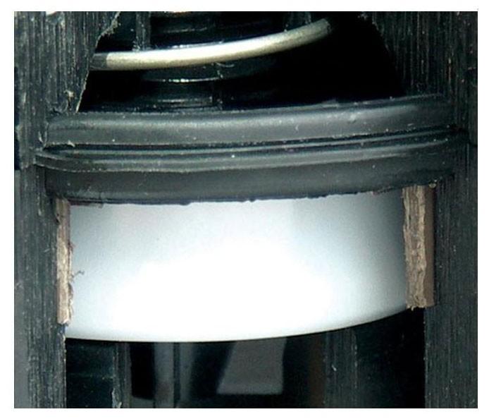 Válvula TORO eléctrica EZ-PLO Plus, diafragma de Santoprene® de doble labio, resistente a la cloramina y al ozono