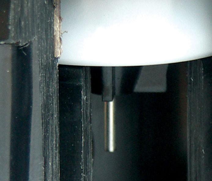 Válvula TORO TPV eléctrica, sistema patentado de desvío de residuos DBS Technology™