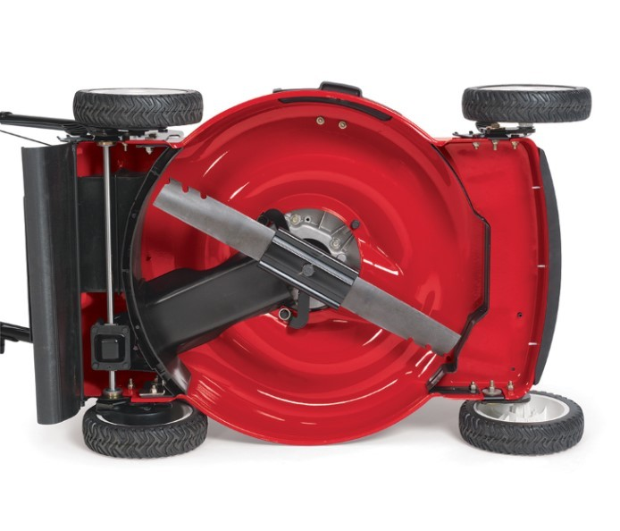 Sistema de corte Recycles de 55 cm del cortacésped 550 C REC SMART STOW de TORO
