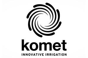 KOMET - Cañones de riego para campos deportivos.
