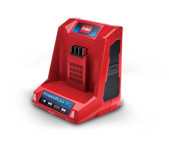 Cargador rápido de batería de iones de litio de 40 V máx. TORO