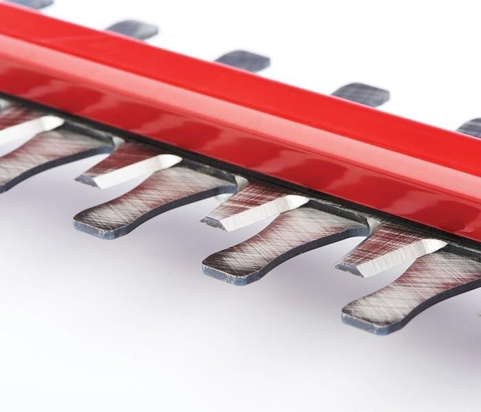 Hoja 20% más gruesa del cortasetos TORO 40V