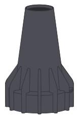 Cañón de riego Komet 101 Ultra