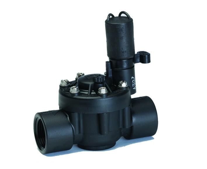 Válvula TORO TPV eléctrica, gran variedad de caudales y presiones