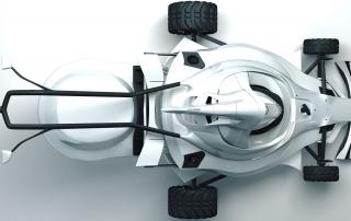 Cortacésped F1, siega como Schumacher - Imagen 12