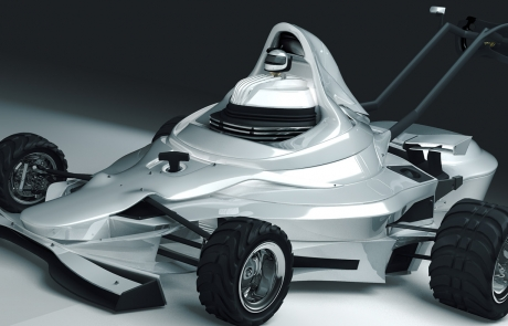 Cortacésped F1, siega como Schumacher - Imagen 13