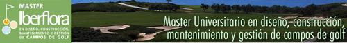 Master Universitario en campos de golf Iberflora 2009