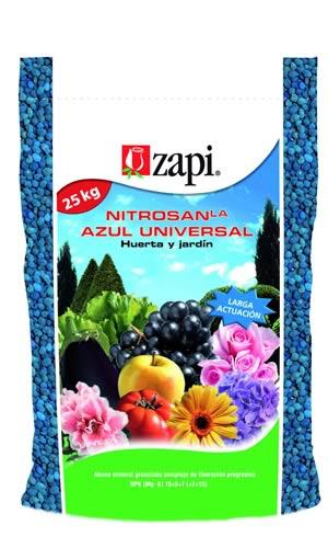 Nitrosan Azul Universal, el nuevo abono mineral de IBYSAN