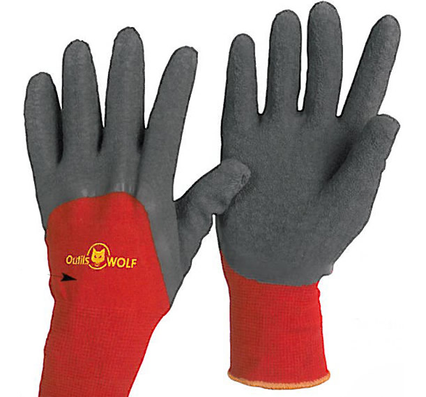 Guantes Outils WOLF para rosales