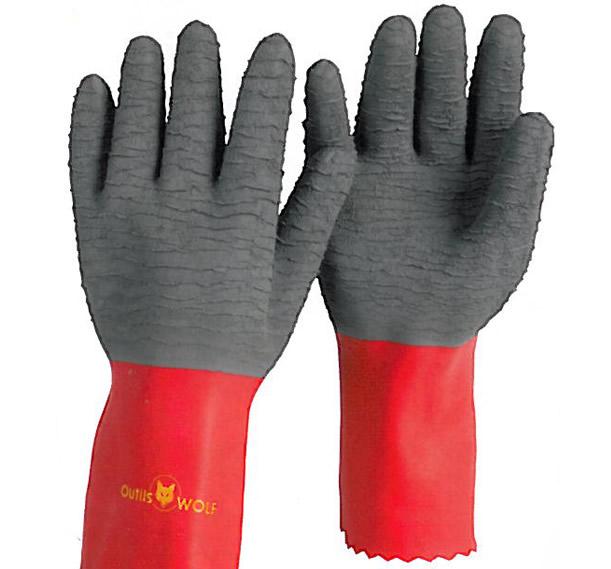 Nueva gama de guantes para jard n de outils wolf c - Guantes jardineria ...