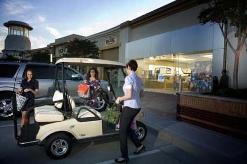 Nuevos coches eléctricos LSV de Club Car - Riversa_3
