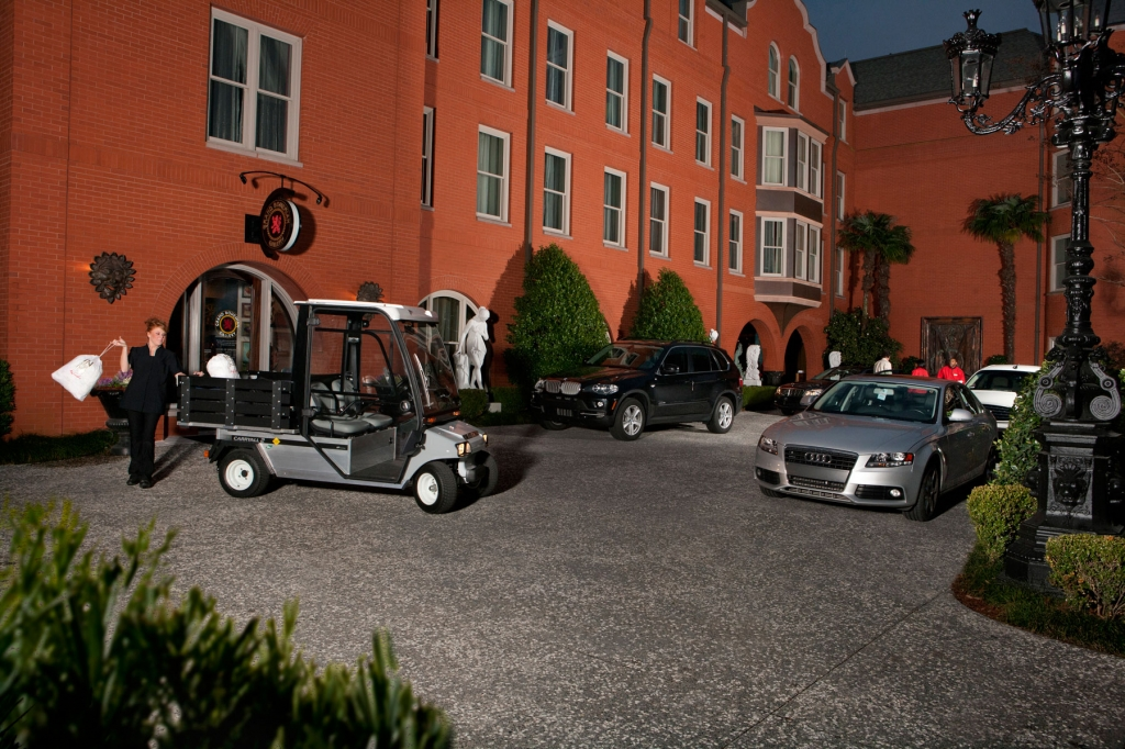 Nuevos coches eléctricos LSV de Club Car - Riversa_4