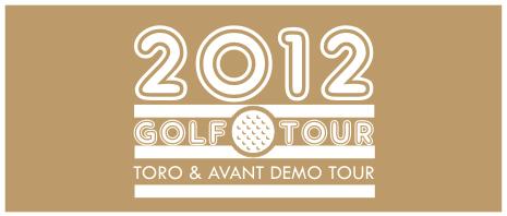 Riversa - Golf Demo Tour 2012