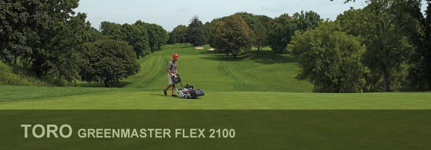 Riversa - Golf Demo Tour 2012 -Greenmaster Flex 2100-06
