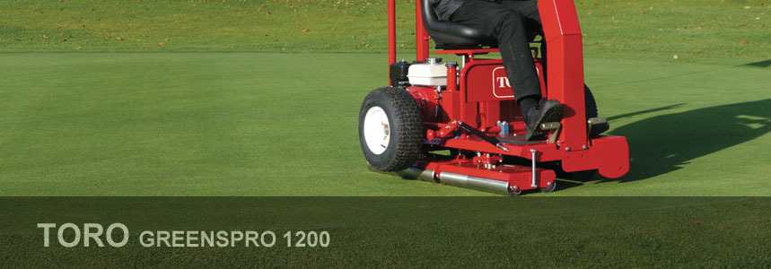Riversa - Golf Demo Tour 2012 - Greenspro 1200-07
