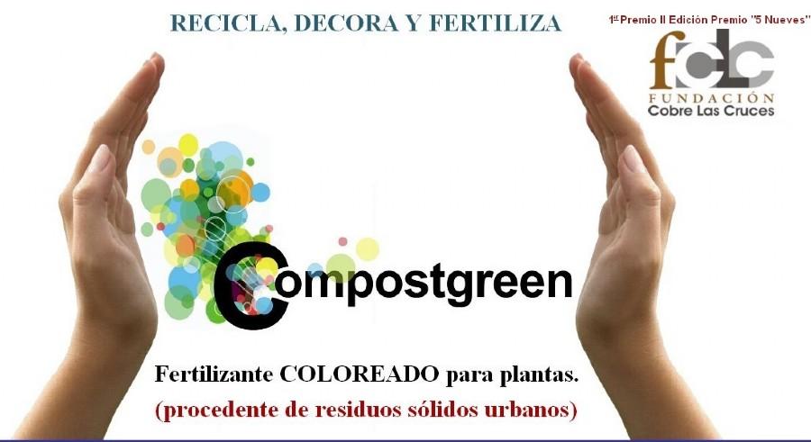 Compostgreen - Premio Fundación Cobre Las Cruces
