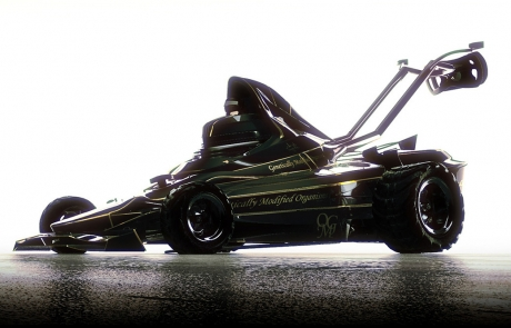 Cortacésped F1, siega como Schumacher - Imagen 2