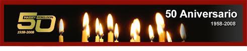 50 Aniversario de Massey Ferguson